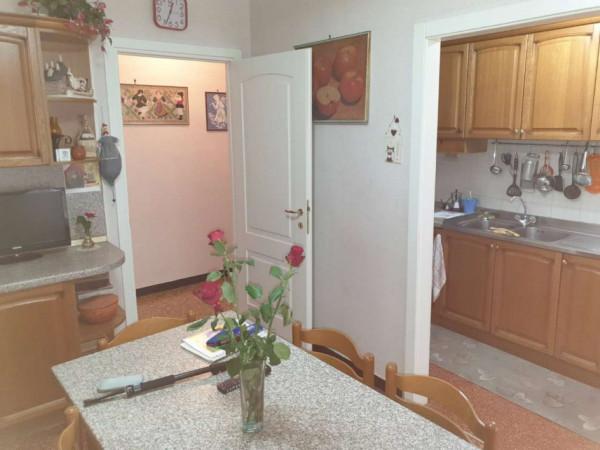 Appartamento in vendita a Genova, Adiacenze Corderia, 115 mq