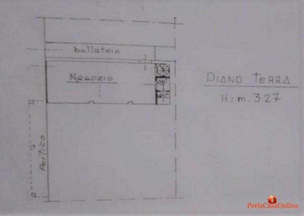 Negozio in vendita a Forlì, Porta Schiavonia, 90 mq - Foto 3