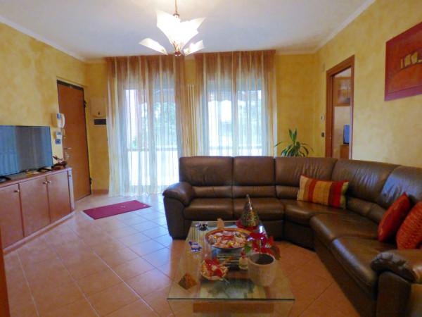 Appartamento in vendita a Borgaro Torinese, Viale Martiri, Con giardino, 105 mq