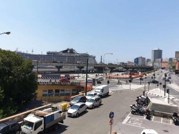 Ufficio in vendita a Genova, Adiacenze Stazione Marittima, 500 mq - Foto 4