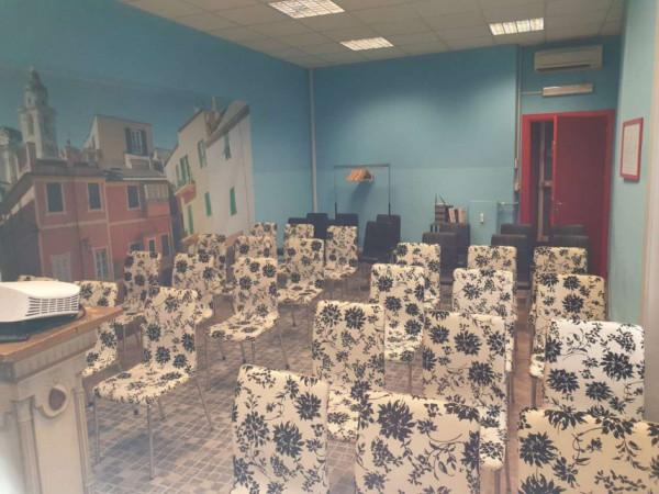 Ufficio in vendita a Genova, Adiacenze Stazione Marittima, 500 mq - Foto 9