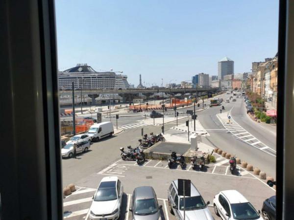 Ufficio in vendita a Genova, Adiacenze Stazione Marittima, 500 mq - Foto 5