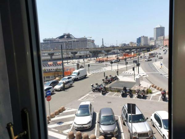 Ufficio in vendita a Genova, Adiacenze Stazione Marittima, 500 mq - Foto 17