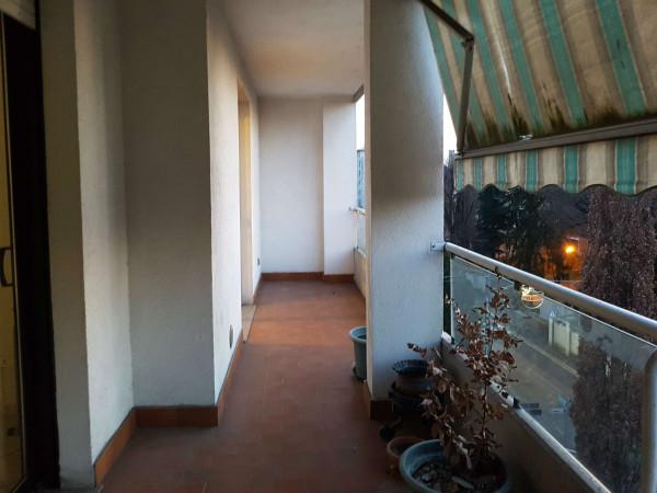 Appartamento in vendita a Gorla Minore, Centro, 105 mq - Foto 12