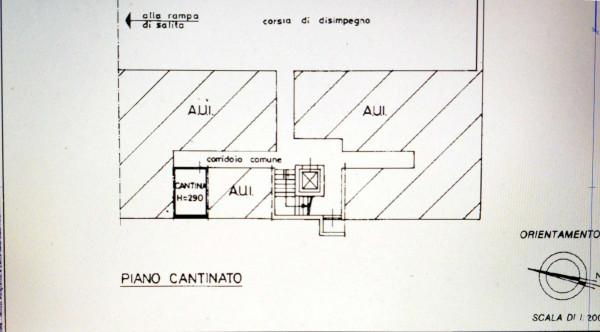 Appartamento in vendita a Gorla Minore, Centro, 105 mq - Foto 2