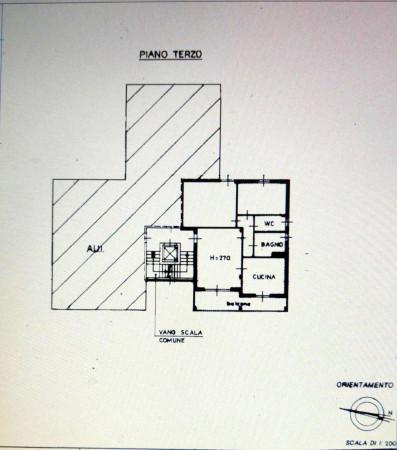 Appartamento in vendita a Gorla Minore, Centro, 105 mq - Foto 4