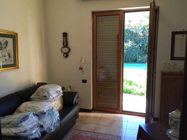 Villa in vendita a Somma Vesuviana, Centro, Con giardino, 500 mq - Foto 27