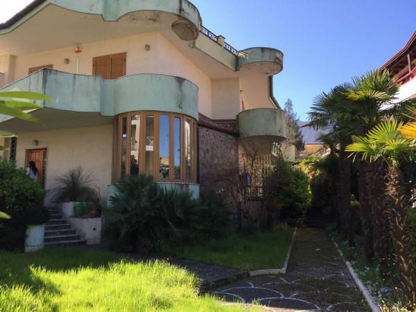 Villa in vendita a Somma Vesuviana, Centro, Con giardino, 500 mq - Foto 36
