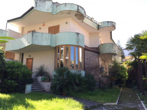 Villa in vendita a Somma Vesuviana, Centro, Con giardino, 500 mq - Foto 30