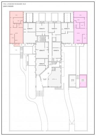 Appartamento in vendita a Milano, Bande Nere, Con giardino, 98 mq - Foto 8