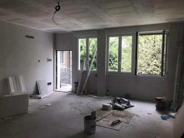 Appartamento in vendita a Milano, Bande Nere, Con giardino, 98 mq - Foto 6