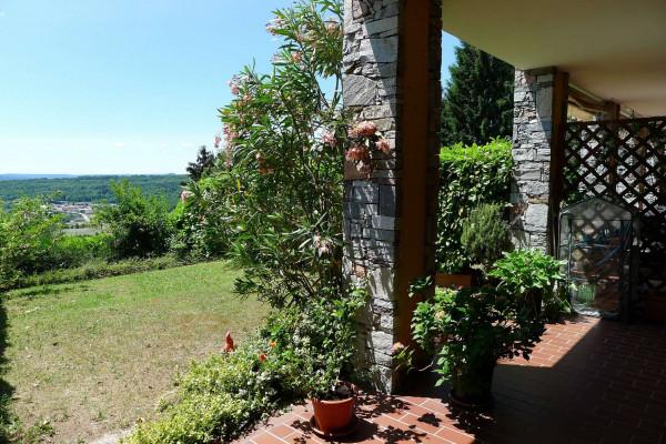 Appartamento in vendita a Gemonio, Alta, Con giardino, 85 mq - Foto 21