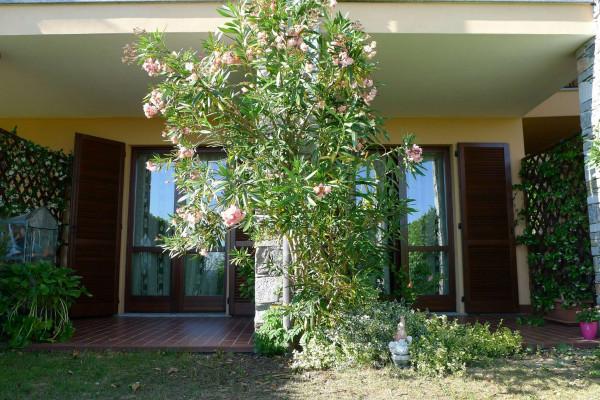 Appartamento in vendita a Gemonio, Alta, Con giardino, 85 mq - Foto 19