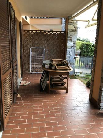 Appartamento in vendita a Gemonio, Alta, Con giardino, 85 mq - Foto 7