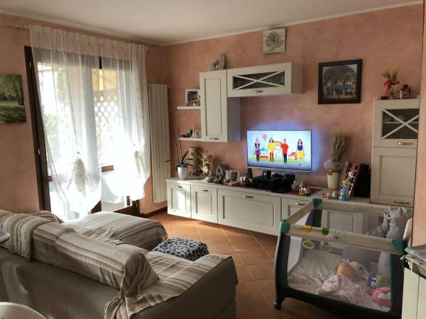 Appartamento in vendita a Gemonio, Alta, Con giardino, 85 mq - Foto 23