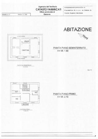Villa in vendita a Busalla, Sarissola, Con giardino, 250 mq - Foto 2
