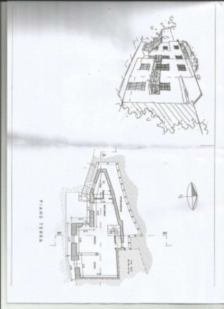 Rustico/Casale in vendita a Cogorno, Cogorno, Con giardino, 180 mq - Foto 4