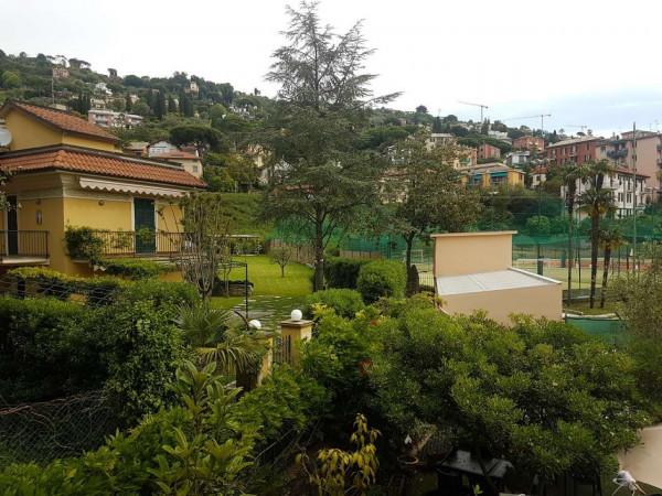 Appartamento in vendita a Santa Margherita Ligure, Centro, Arredato, 60 mq - Foto 5
