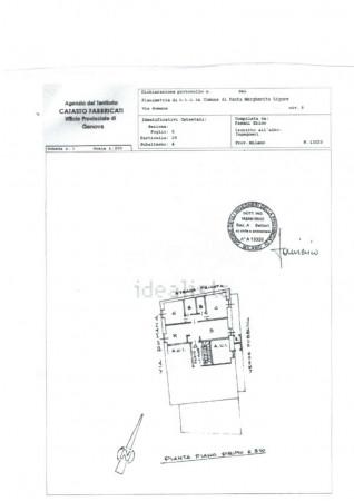 Appartamento in vendita a Santa Margherita Ligure, Centro, Arredato, 60 mq - Foto 2