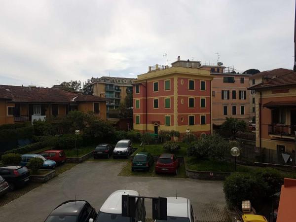 Appartamento in vendita a Santa Margherita Ligure, Centro, Arredato, 60 mq - Foto 4