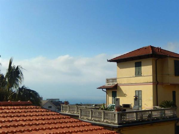 Appartamento in vendita a Lavagna, Cavi, Con giardino, 95 mq