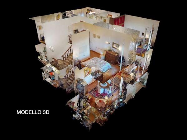 Villa in vendita a Firenze, Con giardino, 302 mq - Foto 2