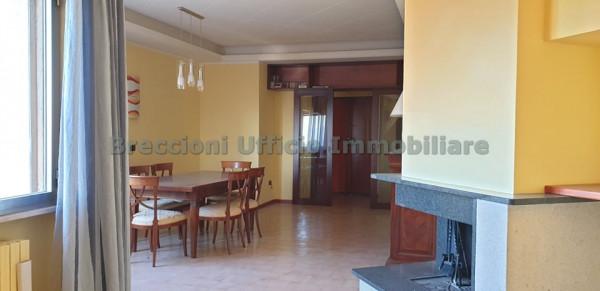 Appartamento in vendita a Trevi, Matigge, 130 mq