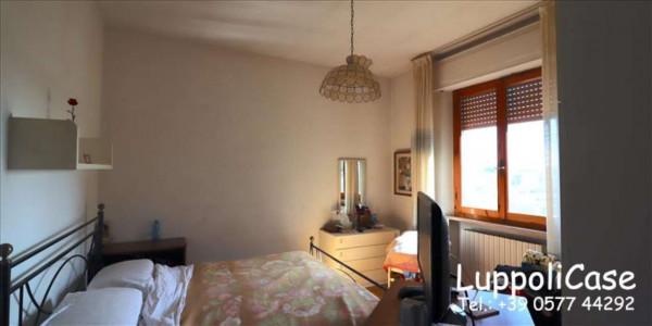 Appartamento in vendita a Monteroni d'Arbia, 140 mq - Foto 10