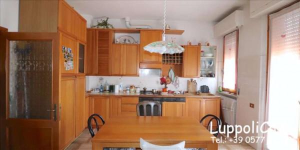 Appartamento in vendita a Monteroni d'Arbia, 140 mq - Foto 13
