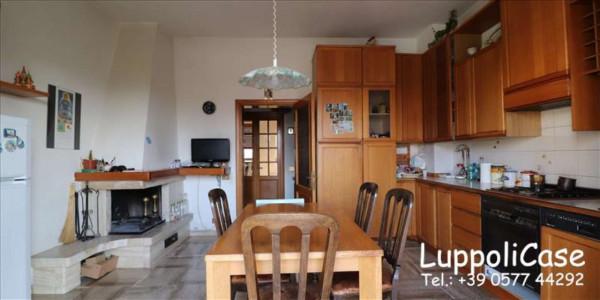 Appartamento in vendita a Monteroni d'Arbia, 140 mq - Foto 6