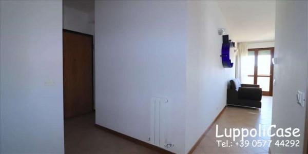 Appartamento in vendita a Sovicille, Arredato, 80 mq - Foto 8