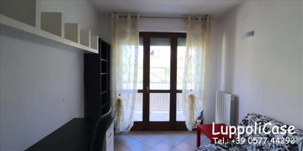 Appartamento in vendita a Sovicille, Arredato, 80 mq - Foto 14