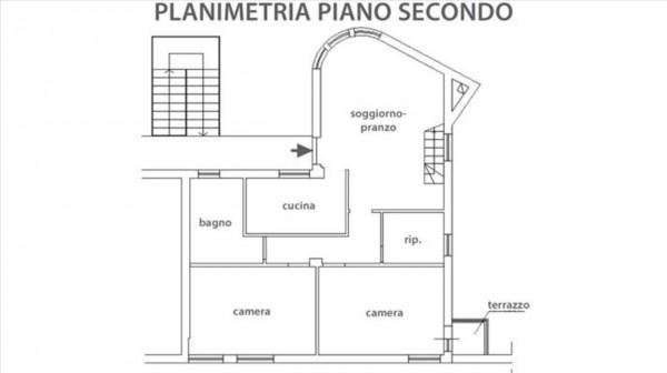 Appartamento in vendita a Sovicille, Arredato, 80 mq - Foto 38