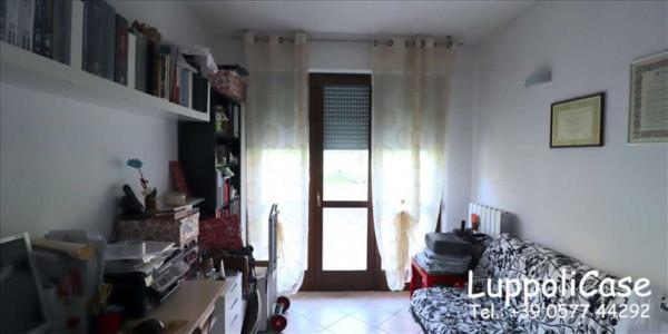 Appartamento in vendita a Sovicille, Arredato, 80 mq - Foto 19