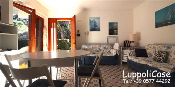 Appartamento in vendita a Castiglione della Pescaia, Con giardino, 65 mq - Foto 6