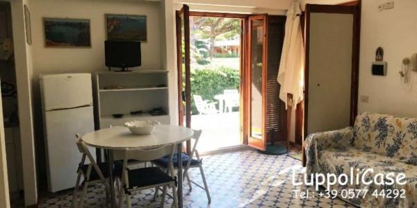 Appartamento in vendita a Castiglione della Pescaia, Con giardino, 65 mq - Foto 13