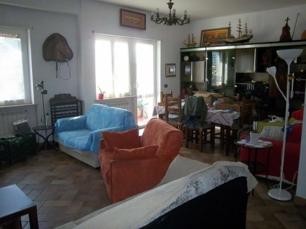 Appartamento in vendita a Mentana, Mentana, Arredato, con giardino, 100 mq