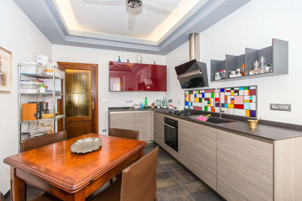Appartamento in vendita a Torino, Viberti, 140 mq - Foto 20