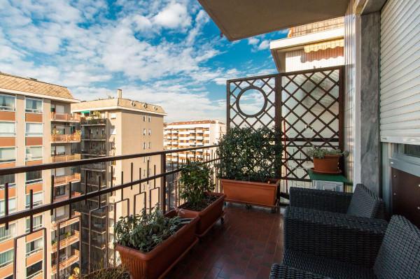 Appartamento in vendita a Torino, Viberti, 140 mq - Foto 7