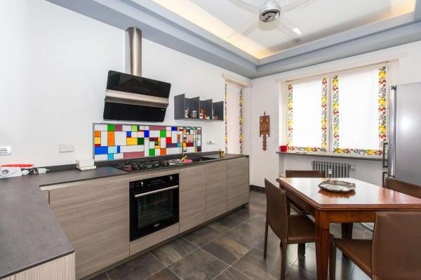 Appartamento in vendita a Torino, Viberti, 140 mq - Foto 21