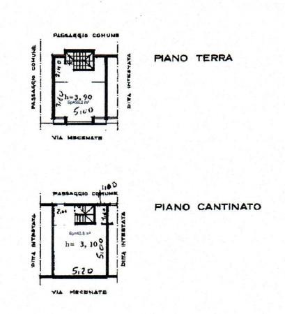 Negozio in affitto a Milano, Mecenate, 50 mq - Foto 2