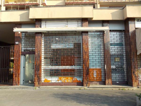 Negozio in affitto a Milano, Mecenate, 50 mq