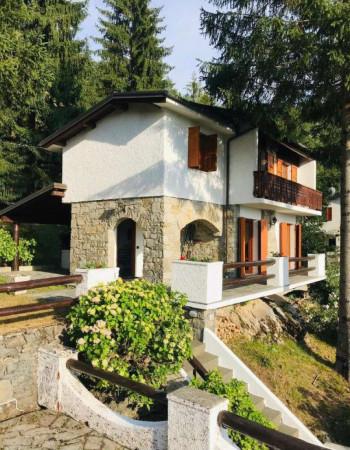 Villa in vendita a Santo Stefano d'Aveto, Villaggio Al Pino, Con giardino, 130 mq - Foto 12