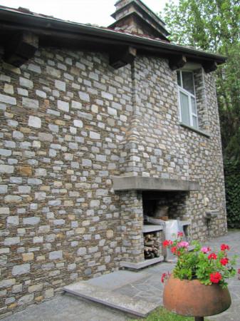 Villa in vendita a Ghiffa, Lago Maggiore, Con giardino, 400 mq - Foto 6