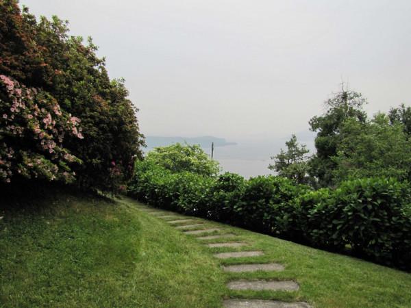 Villa in vendita a Ghiffa, Lago Maggiore, Con giardino, 400 mq - Foto 2