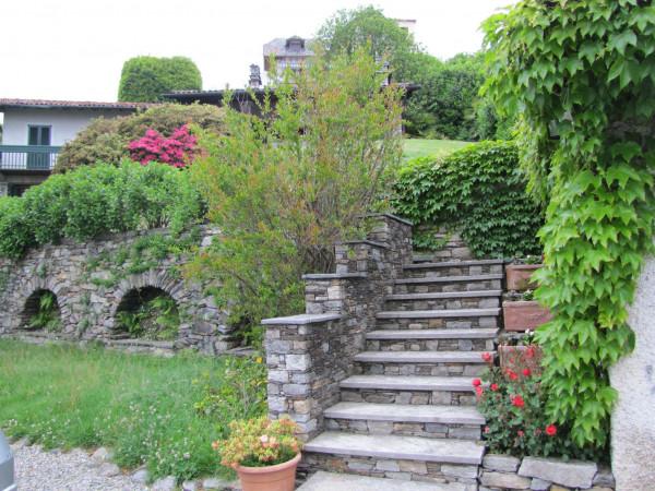 Villa in vendita a Ghiffa, Lago Maggiore, Con giardino, 400 mq - Foto 20