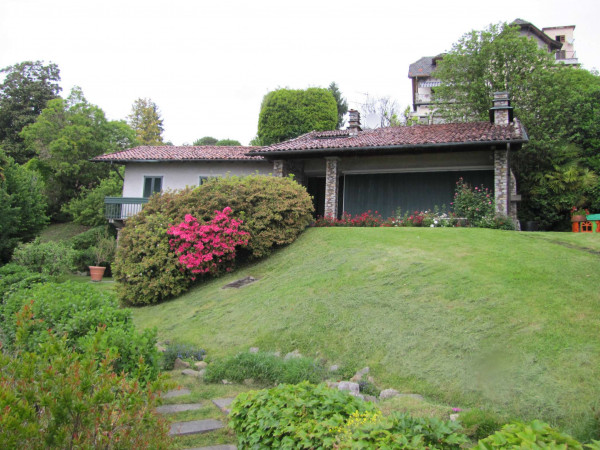 Villa in vendita a Ghiffa, Lago Maggiore, Con giardino, 400 mq - Foto 21