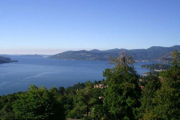 Villa in vendita a Ghiffa, Lago Maggiore, Con giardino, 400 mq