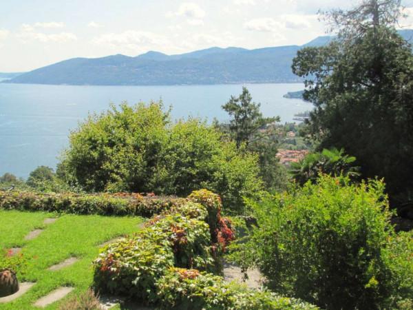 Villa in vendita a Ghiffa, Lago Maggiore, Con giardino, 400 mq - Foto 18