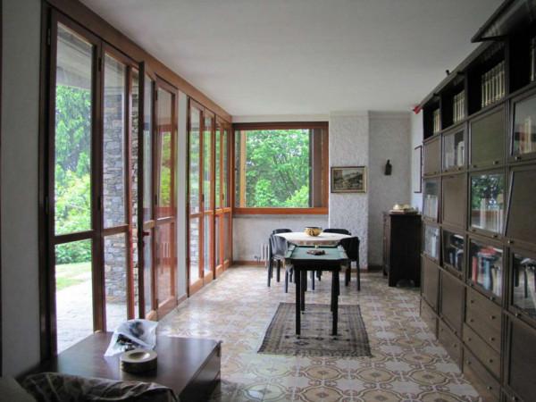 Villa in vendita a Ghiffa, Lago Maggiore, Con giardino, 400 mq - Foto 15